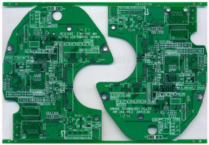 China Multilayer HASL Lead Free PCB Network Camera (HXPCB) - China ...