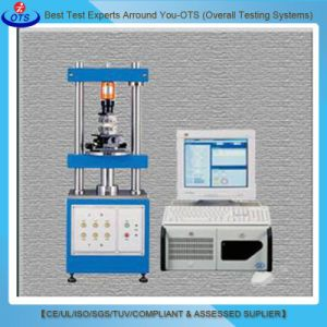 Computer Insertion Extraction Force Plastic Packaging Material Testing Machine Manufacturer pictures & photos