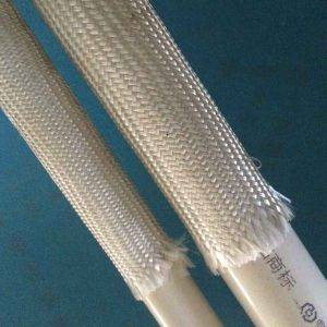 E Fiber Glass Insulation Sleeving for Pipe Insulation Wrapping pictures & photos