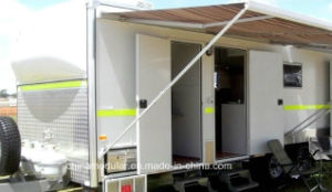 Metal Clad Door for Camps & Caravans (CHAM-RVD001) pictures & photos