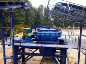 Even and Uniform Final Products Size Sand Making Machine Price