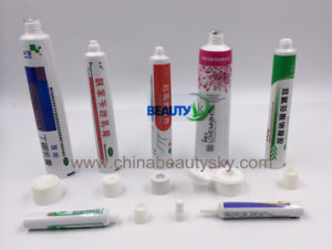 Medicine Cream Pharmaceutical Packaging Ointment Skin Care Empty Al-Plastic Laminated Tube pictures & photos
