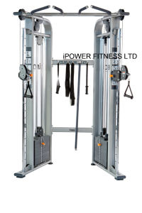 Dual Adjustable Pulley, Functional Trainer, Dual Pulley System, Dual Pulley