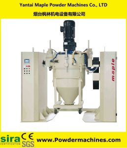 Chemical Mixer Machine for Solid Powders