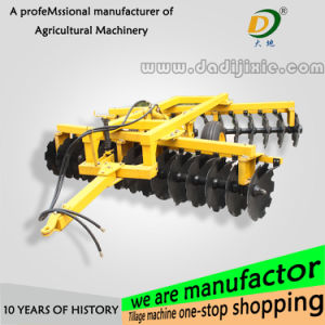 2016 Hot Sale Compact Tractor Disc Harrow pictures & photos