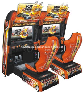 "Coin Machine 32"" Speed Racing Amusement Machine pictures & photos"