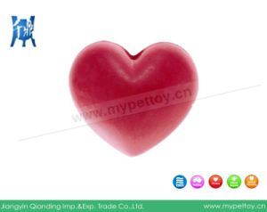 Serious Rubber Heart Pet Toy pictures & photos