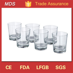 Glassware Factory Clear Machine Made Glass Shot Cup pictures & photos