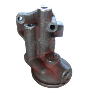 China Fabricated OEM Casting Tractor Truck Parts pictures & photos