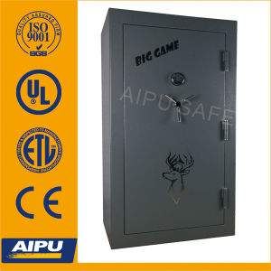 Gun Safe with UL Rsc Burglary Rating Rgs724227-C with Option pictures & photos