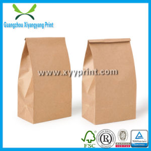 Cheap Price Food Kraft Paper Bag Wholesale with Logo pictures & photos