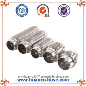 Auto Parts Inner Braid Exhaust Flexible Tube/Pipe pictures & photos