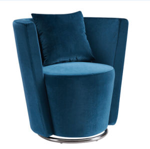 Modern Leisure Chair, Fashion Fabric Living Room Chair (SZ-LC829) pictures & photos