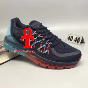 Hot Sale Comfortable Design Nk Sole Air Cushion Casual Running Shoes 36-46yards pictures & photos
