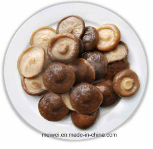 Health Food Canned Shiitake Mushroom pictures & photos