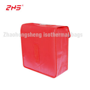 Hot Polyester Insulated Pizza Food Delivery Bag