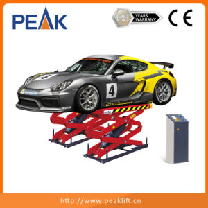 Auto Vehicle in Ground Scissor Car Lift (SX8F)