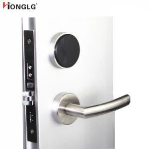 China High Security WiFi Electric Door Lock - China RF Card Door ...