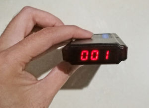 Wireless Queuing Management System Coaster Pagers in Hotel, Restaurant pictures & photos