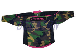 Digital Subliamtion Camo Team Ice Hockey Wear (H014) pictures & photos