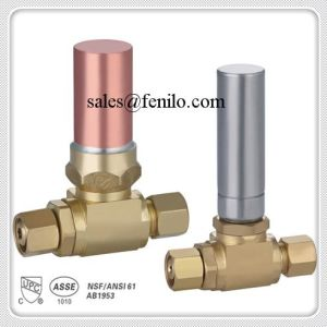Water Hammer Arrestor with Od Comp Tee