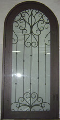 Wrought Iron Doors (006)