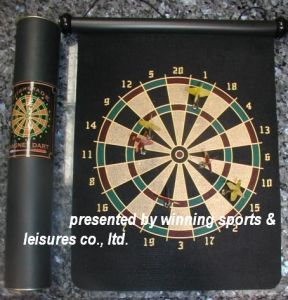 Rolling Magnetic Safety Dartboard (D-11)