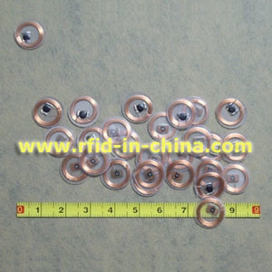 Hf RFID PVC Disc Tag - 06 pictures & photos