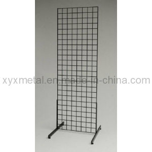 2′w X 6′h Gridwall Panels Display Racks pictures & photos