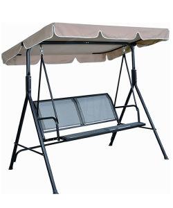 2 Seater Textilene Swing Chair Hjsw 197
