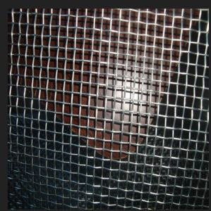 Galvanized Woven Square Hole Wire Mesh