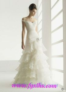 Wedding Dress (ZH001)
