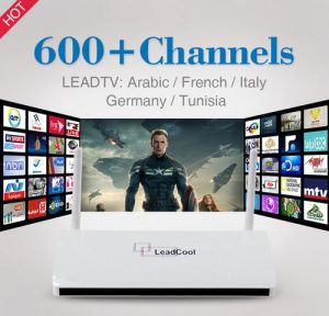 2017 Cheapest Arabic IPTV Box with 1 Year Leadtv Subscription Free Europe  Arabic French Sky Dalletek Arabic IPTV Box