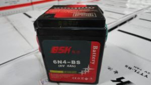 Motorcycle Battery 6N4