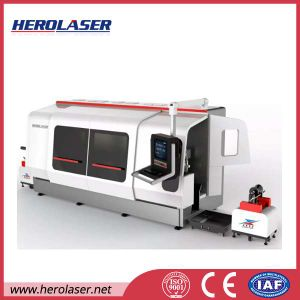 Herelaser 2016 Hottest Sales Products Automatic Stainless Steel Tube Laser Cutting Machine Fiber