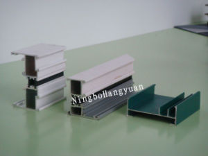 Aluminum Profile For Oxidation Anodizing