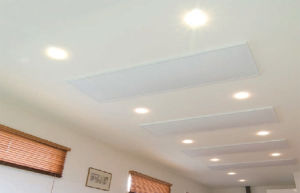 Beautiful Ceiling Installation of Infrared Heater for People pictures & photos