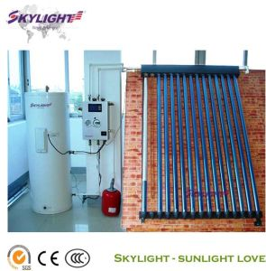 Split Closed Loop Solar Water Heater System CE, ISO9001-2008 Approved (SLCLS)