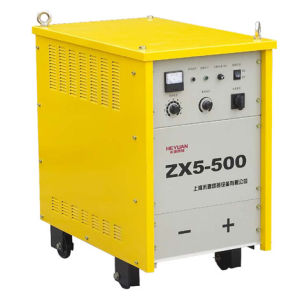 Silicon Controlled Manual Arc Welding Machine (ZX5 Series )
