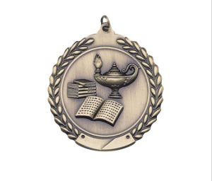 2′′ 3D Diecast Scholastic Reading Medals pictures & photos