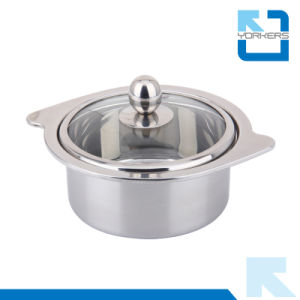 Stainless Steel Cooking Pot & Hot Pot for Sale pictures & photos