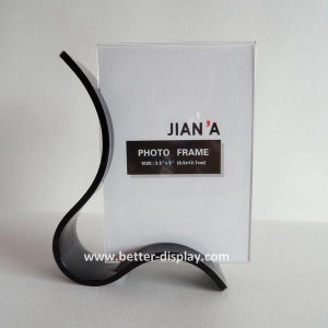 Custom Acrylic Plastic Funny Photo Frame pictures & photos