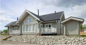 Prefabricated Bungalow Customized According to Customer Requirements