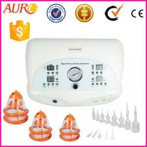 Breast Enhance Photon EMS Sucking Beauty Machine pictures & photos