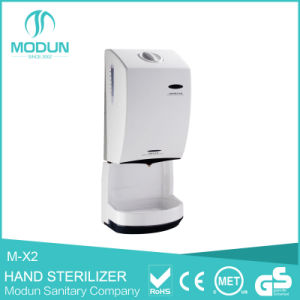 Automatic Hand Sterilizer Filled with Alcohol for Food Industry and Hospital pictures & photos