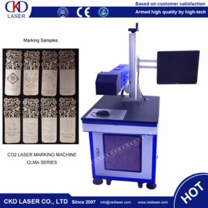 CO2 Engraving Laser Machine for Wood pictures & photos