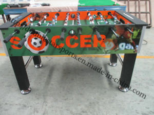 Superior MDF Foosball Table pictures & photos