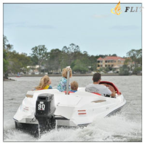 Luxury Sport Boat FRP Boat Speed Boat pictures & photos