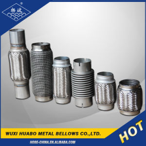 Factory Price High Quality Flexible Automobile Exhaust Pipe pictures & photos