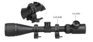 Tactical Compact Assault Hunting Airsoft Gun 4-18X44 Crosshair Reticle Riflescope pictures & photos